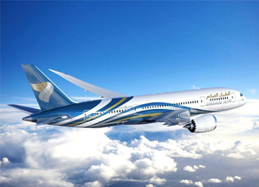 پرواز به oman-air-first-class